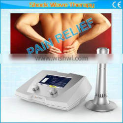 Extracorporeal Shock Wave Therapy Device for Shoulder/Back pain therapy