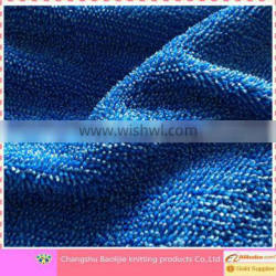 Hot sales microfiber mesh cleaning cloth
