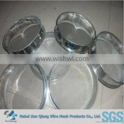 wire mesh test sieve for filter