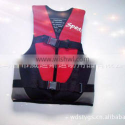 Kids' Neoprene Watersport Life Jackets Comfortable Flotation Vest For Protection