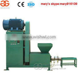 Good price hot press wood block extruding machine from wood sawdust / wood sawdust briquetting machine for sale
