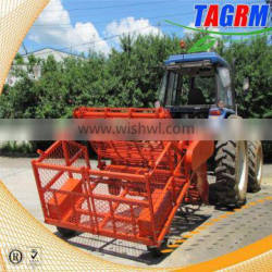 multi-function cassava harvester machines/low price two row cassava harvesting tool/cassava harvesting lorry for sale