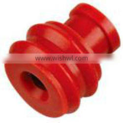 silicone waterproof plugging red XY-KET (big hole)