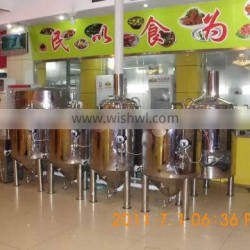 3bbL manufacturing equipment brewery machine Fermenter system for sale