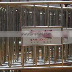 2014 RP Galvanized Stainless Steel Safety Road Barrier/Crowd Barrier Supplier In China