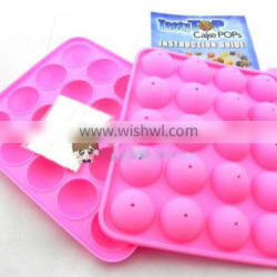2014hot-selling food grade silicone ice lolly mold ,ice ball maker,ice tray mould