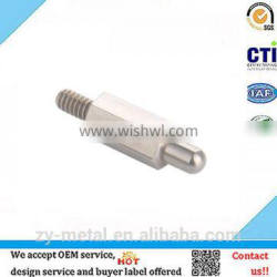 Special shaped hexagon screw,decorative stainless steel screw