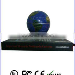 magnetic floating globe antigravity globe gift products spinning globe
