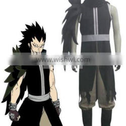 Rose Team-Fairy Tail Gajeel Redfox After Seven Years Anime Sexy Halloween Carnival Costume