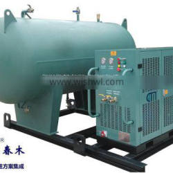 ISO tank R600 refrigerant recovery pump WFL36 refrigerant recovery system