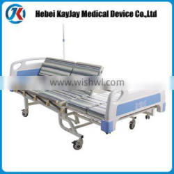 fashion china supplier new product sit-up assisting with upward leg-bending hydraulic hospital bed