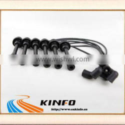 Spark plugs wires for Mitsubishi