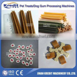 Dog treats machine/machinery/dog gum machine
