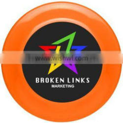 9.3-inch Promotional Full Color Flying Discs