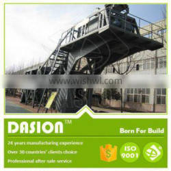 YHZS30 ready mixed mobile low cost concrete batch plants on sale