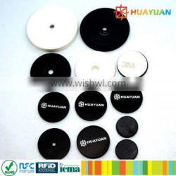 13.56Mhz ISO14443A MIFARE Classic 1K ABS RFID Token Tag logistic tracking