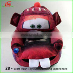promotion 10 Inches pixar Cars 2 Plush Tow Mater Talking Pal Toy
