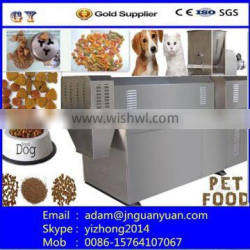 Inflated nutrtional pet food processing machinery / Equipments