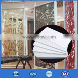 [ANLITE]8mm thickness pvc foam board for artistic carving