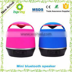 External Rohs useful mini bluetooth speaker stereo for mobile phone