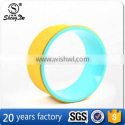 2016 China Factory Direct Supply ABS Yoga Wheel With Customized Logo