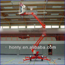 hydraulic Crank-type lift for painting
