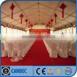 Cheap price 10m clear span conference tent for outdoor events