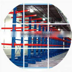 single or double cantilever rack/ shelving systems