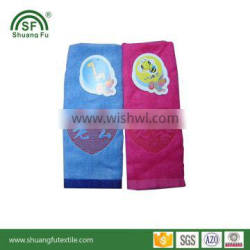 2016 Organic Bamboo Face Towels/Face Towel Gift/Couples Face Towel