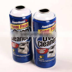 Diameter 65*195mm Empty Aerosol Tin Cans