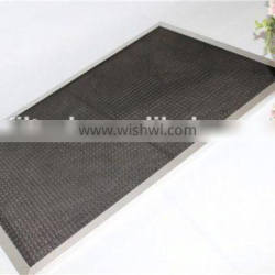 For Chemical industry; Hospital application Odor removal filtration panel activated carbon air filter