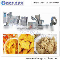 2.rice crust food processing line