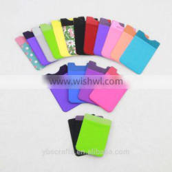 universal case cover for 4.7 inch cell phone /card holder