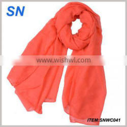 fashion hot sell solid beach sarong scarf