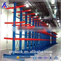 warehouse logistic heavy duty cantilevel rack
