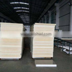 Good Quality Factory Cheap Price PU Sandwich Panel for fresh-keeping storehouse