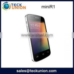 miniR1 3.5' small real touch cellphone cheapest branded mobile phone oem phone