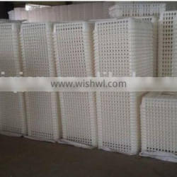 plastic poultry cage chicken coop netting