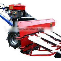 1.2m rice reaper, harvester of wheat and rice,mini harvester 4G-120A
