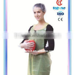 New design disposable pe apron disposable plastic apron with great price