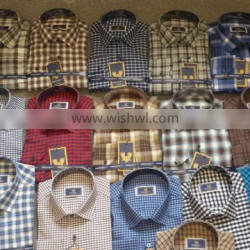 cotton plaid shirts for men for summer