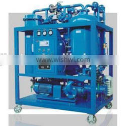 Insulation Oil Treatment Plant With Vacuum System