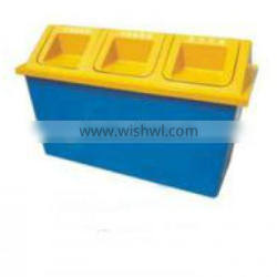 FRP GRP SMC anti-corrosion garbage can