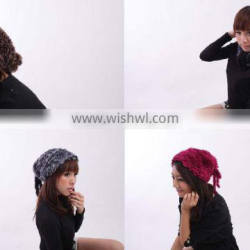 Low Price & High Quality Korean head scarf, manufactured by professional of scarf, cap hat, other head wear supplier from Taiwan