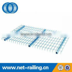 U channel zinc welding steel mesh heavy duty wire decking