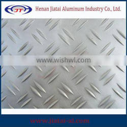 1050 1060 aluminum embossed sheet good quality in china