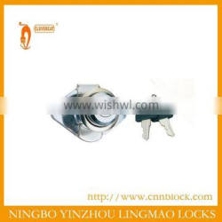 Low price diamond lock for office desk drawer lock ningbo yinzhou
