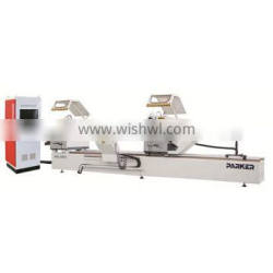 China Hot Sale Intelligent CNC Control Double Mitre Precision Cutting Saw