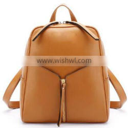 Fashion lady trendy backpack;