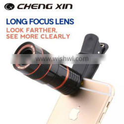 [CX]8X 12X Universal Zoom Telescope Lens camera android zoom lens for Nokia